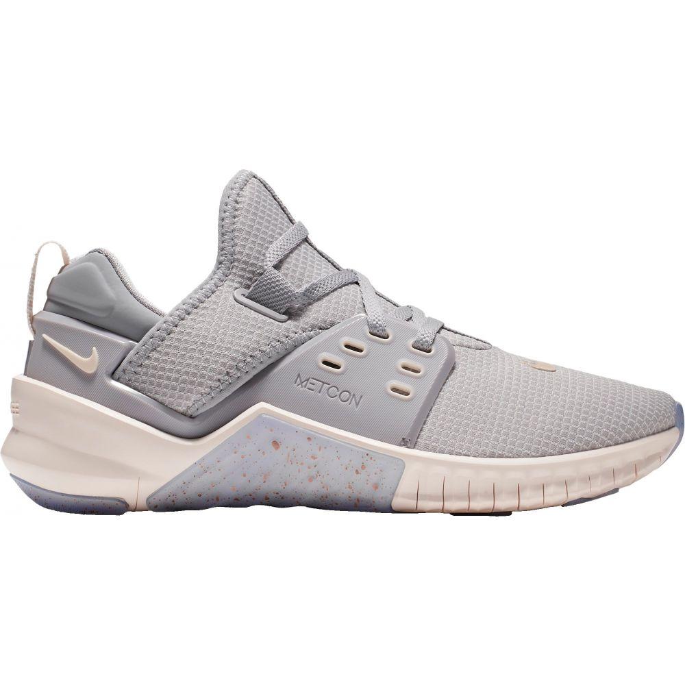 ナイキ Nike レディース フィットネス・トレーニング シューズ・靴【Free X Metcon 2 Training Shoes】Grey/Guava Ice