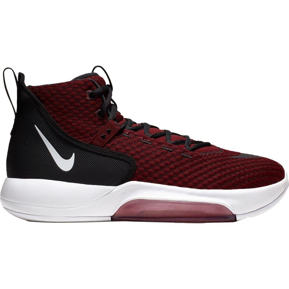 ナイキ Nike メンズ バスケットボール シューズ・靴【Zoom Rize Basketball Shoes】Team Red/White/Black