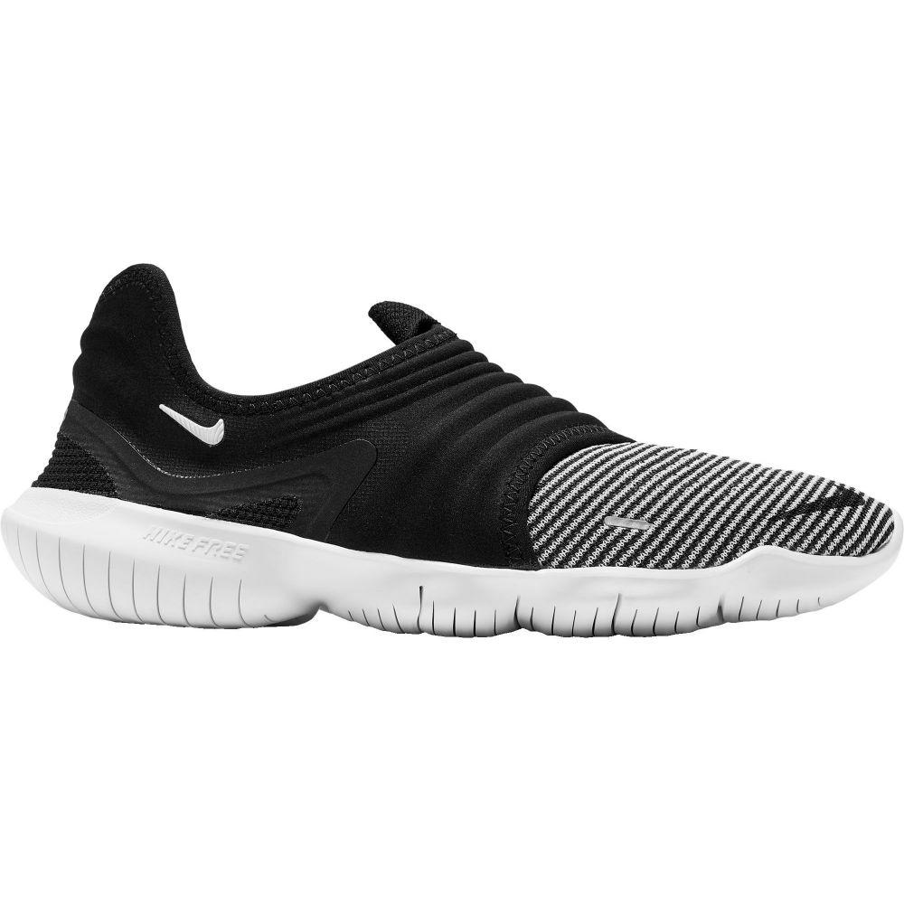 ナイキ Nike レディース ランニング・ウォーキング シューズ・靴【Free RN Flyknit 3.0 Running Shoes】Black/White