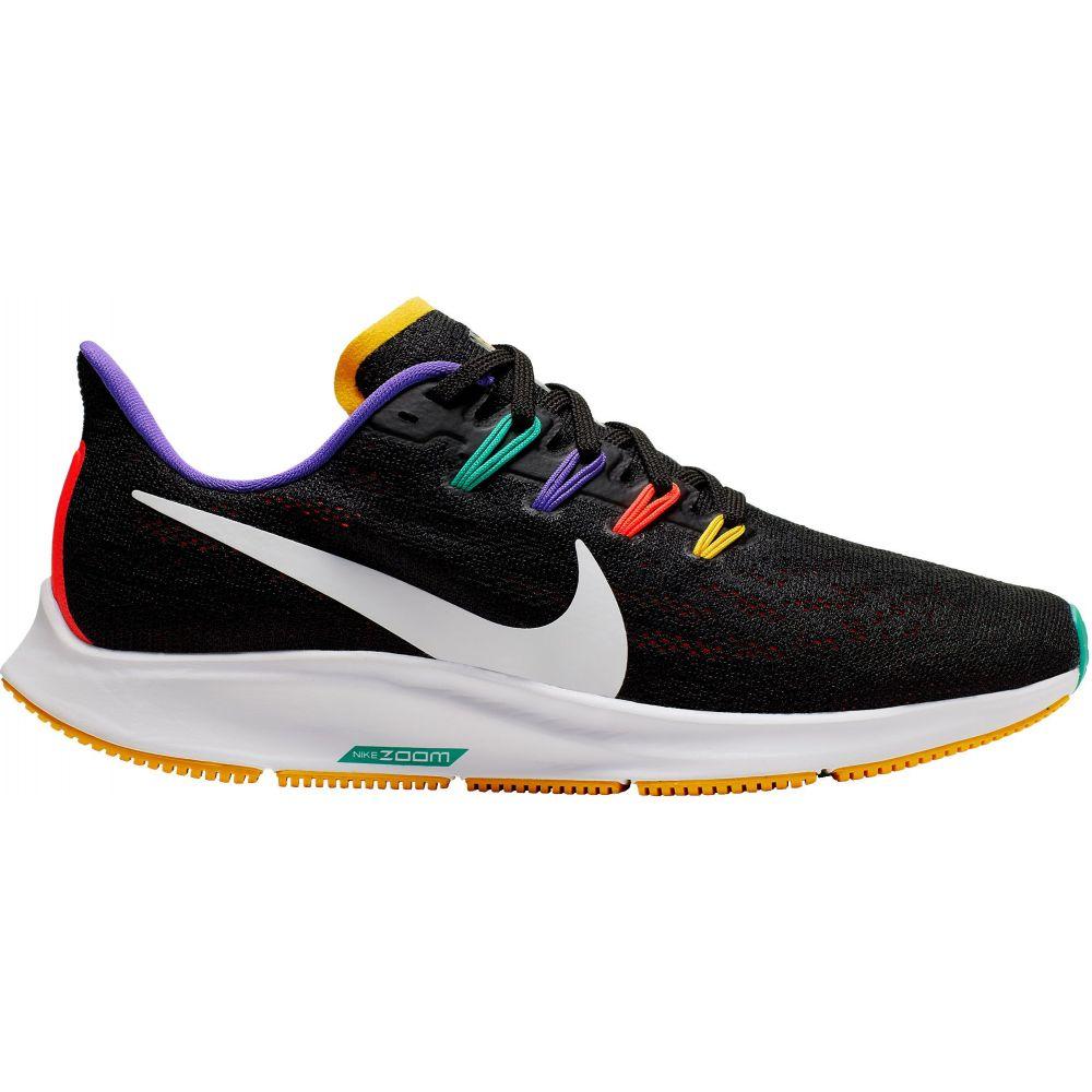 ナイキ Nike レディース ランニング・ウォーキング エアズーム シューズ・靴【Air Zoom Pegasus 36 Running Shoes】Black/Yellow/Green