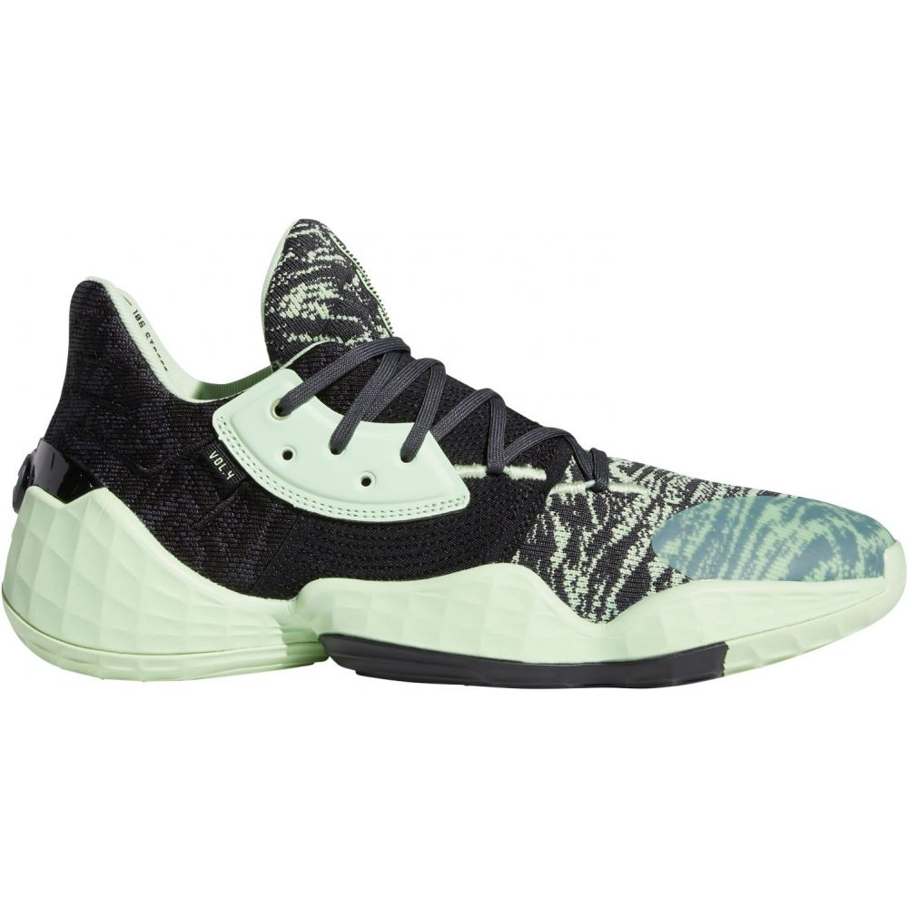 アディダス adidas メンズ バスケットボール シューズ・靴【Harden Vol. 4 Basketball Shoes】Green/Black