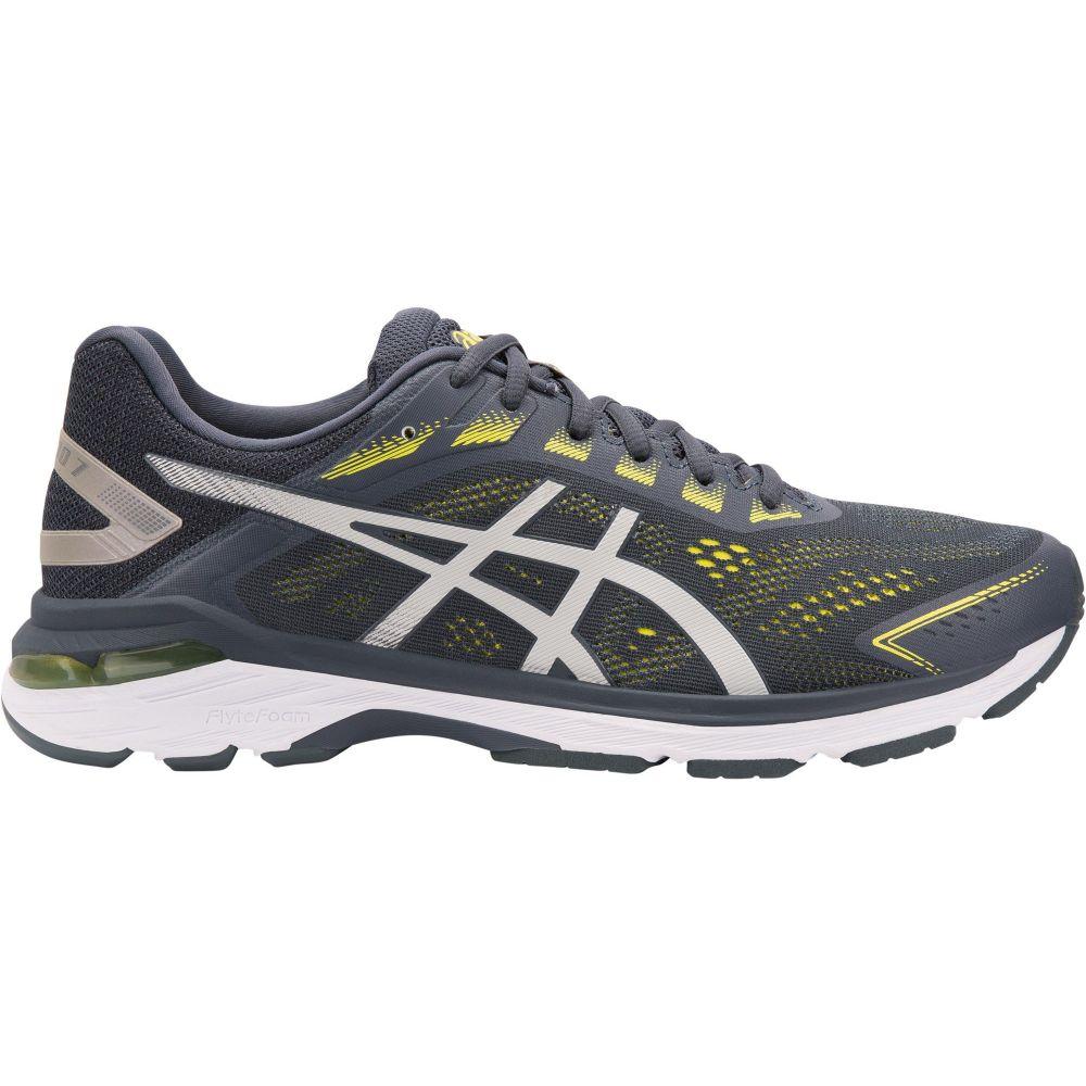 アシックス ASICS メンズ ランニング・ウォーキング シューズ・靴【GT 2000 7 Running Shoes】Grey/Yellow