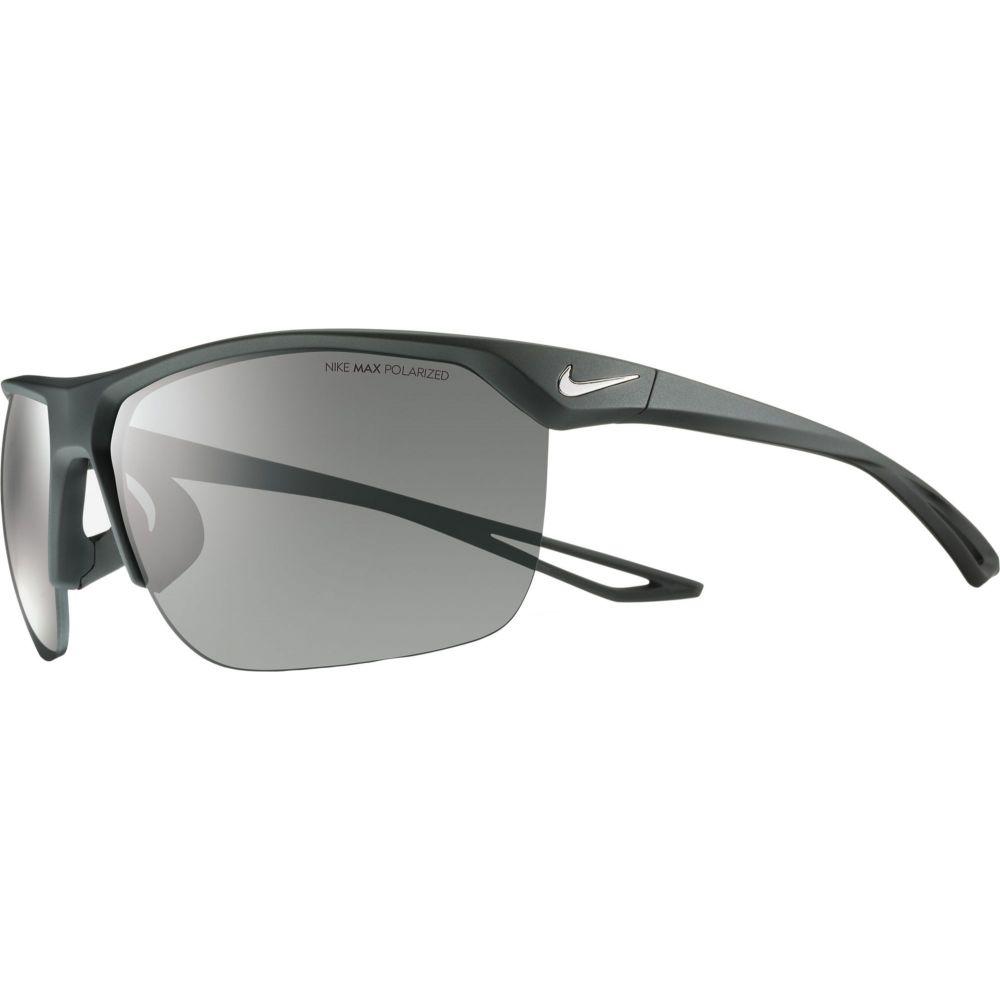 ナイキ Nike メンズ メガネ・サングラス 【Trainer Polarized Sunglasses】Polarized Black Grey