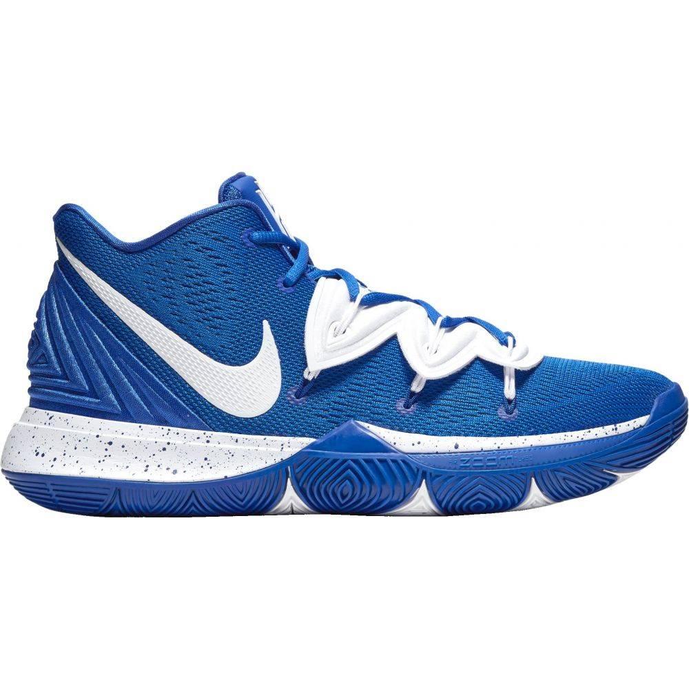 ナイキ Nike メンズ バスケットボール シューズ・靴【Kyrie 5 Basketball Shoes】Blue/White