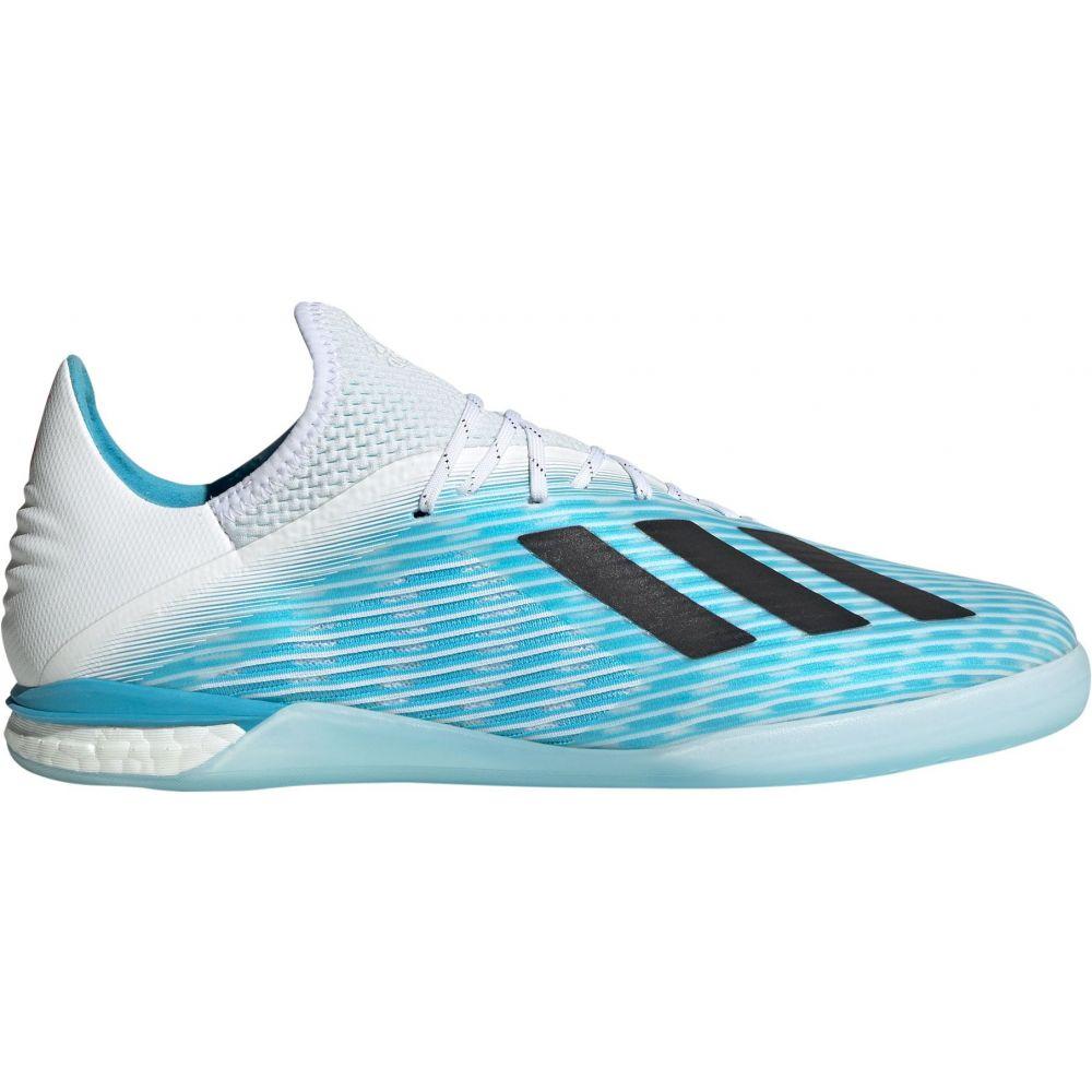 アディダス adidas メンズ サッカー シューズ・靴【X 19.1 Indoor Soccer Shoes】Blue/White