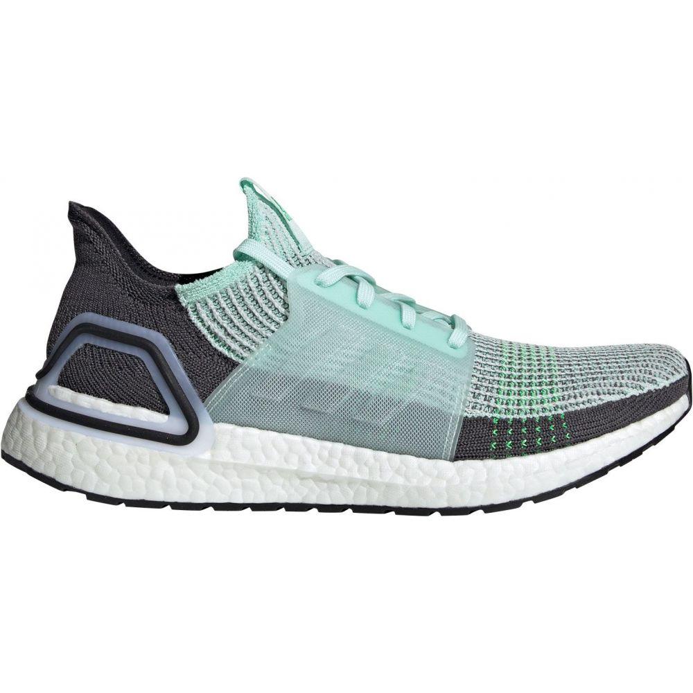 アディダス adidas メンズ ランニング・ウォーキング シューズ・靴【Ultraboost 19 Running Shoes】Mint/Gray