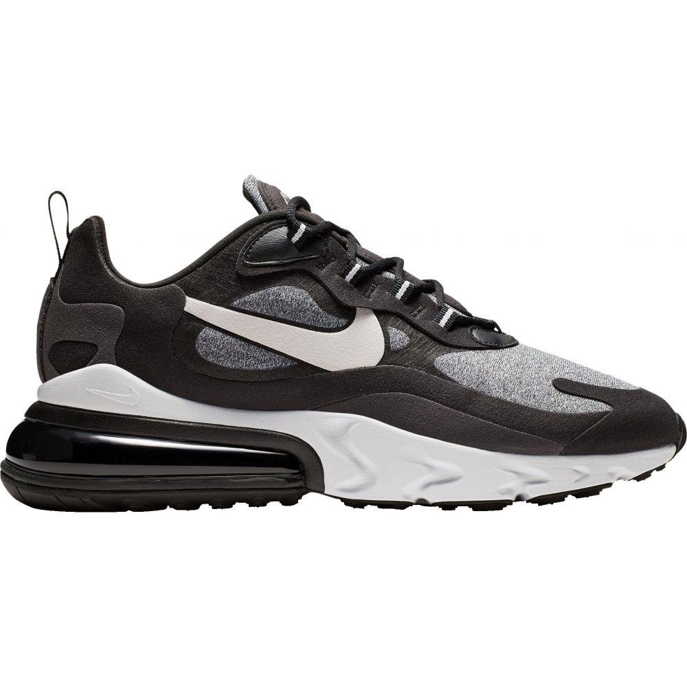 ナイキ Nike メンズ スニーカー エアマックス 27 シューズ・靴【Air Max 270 React Shoes】Black/Vast Grey