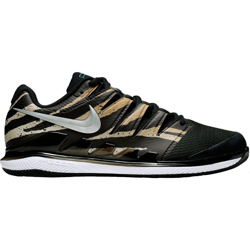 ナイキ Nike メンズ テニス エアズーム シューズ・靴【Air Zoom Vapor X Tennis Shoes】Silver/Grey
