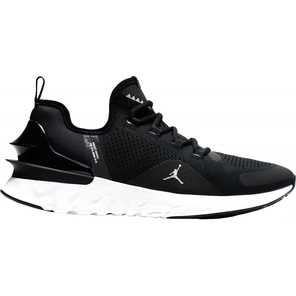 ナイキ ジョーダン Jordan メンズ フィットネス・トレーニング シューズ・靴【React Havoc Training Shoes】Black/Silver