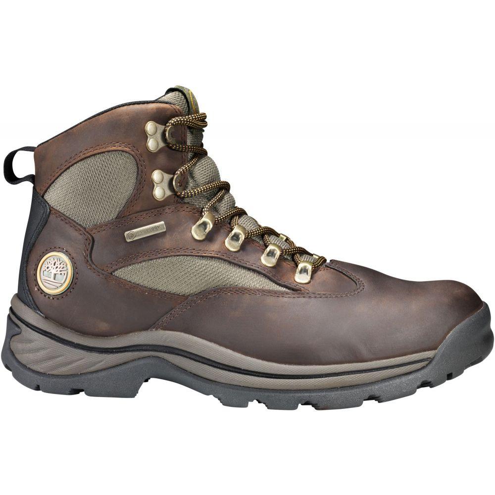 ティンバーランド Timberland メンズ ハイキング・登山 ブーツ シューズ・靴【Chocorua Trail Mid Waterproof Hiking Boots】Brown