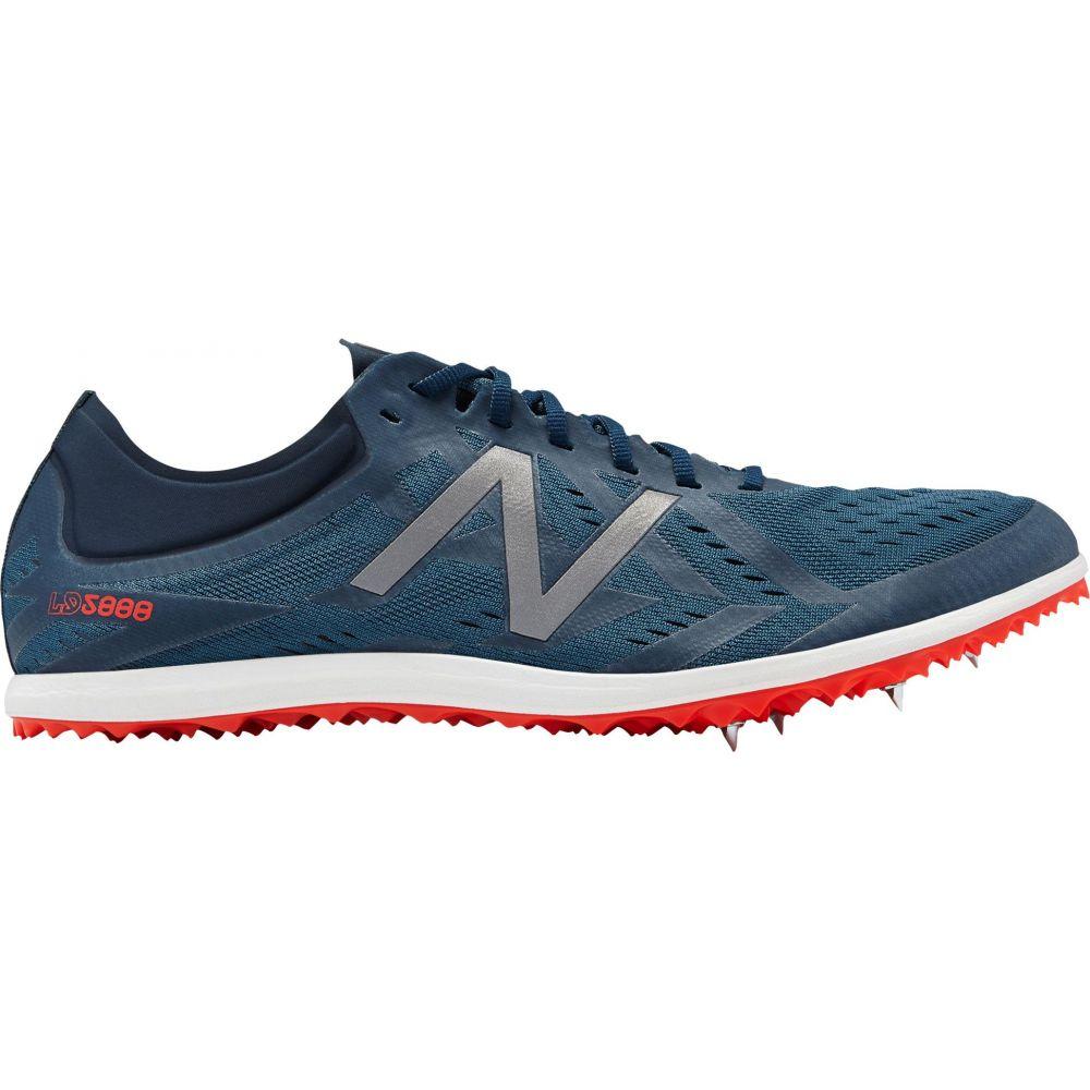 ニューバランス New Balance メンズ 陸上 シューズ・靴【LD5K V5 Track and Field Shoes】Navy/Orange