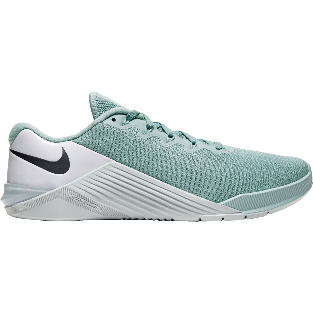 ナイキ Nike レディース フィットネス・トレーニング シューズ・靴【Metcon 5 Training Shoes】Ocean Cube/Mtlc Cool Grey