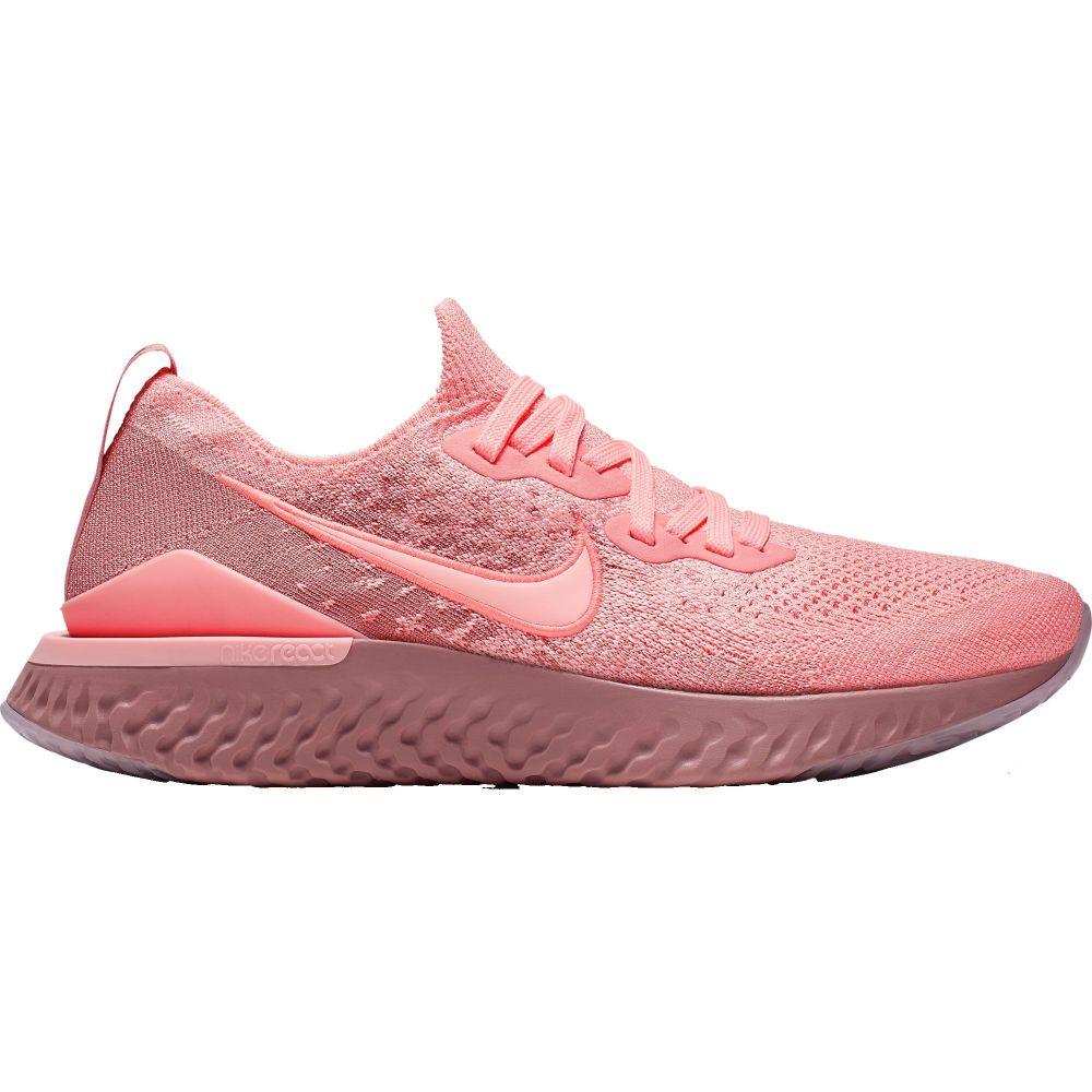 ナイキ Nike レディース ランニング・ウォーキング シューズ・靴【Epic React Flyknit 2 Running Shoes】Pink/Pink