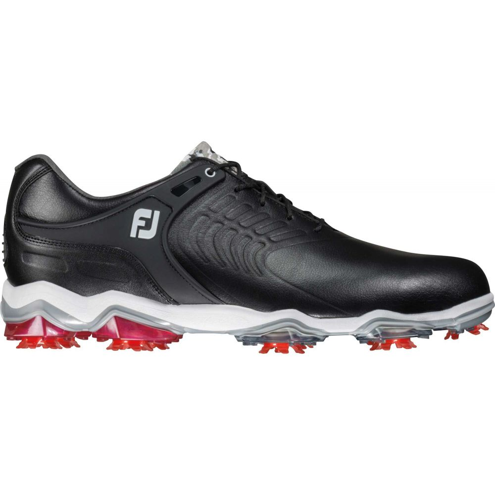 フットジョイ FootJoy メンズ ゴルフ シューズ・靴【Tour-S Golf Shoes】Black/White
