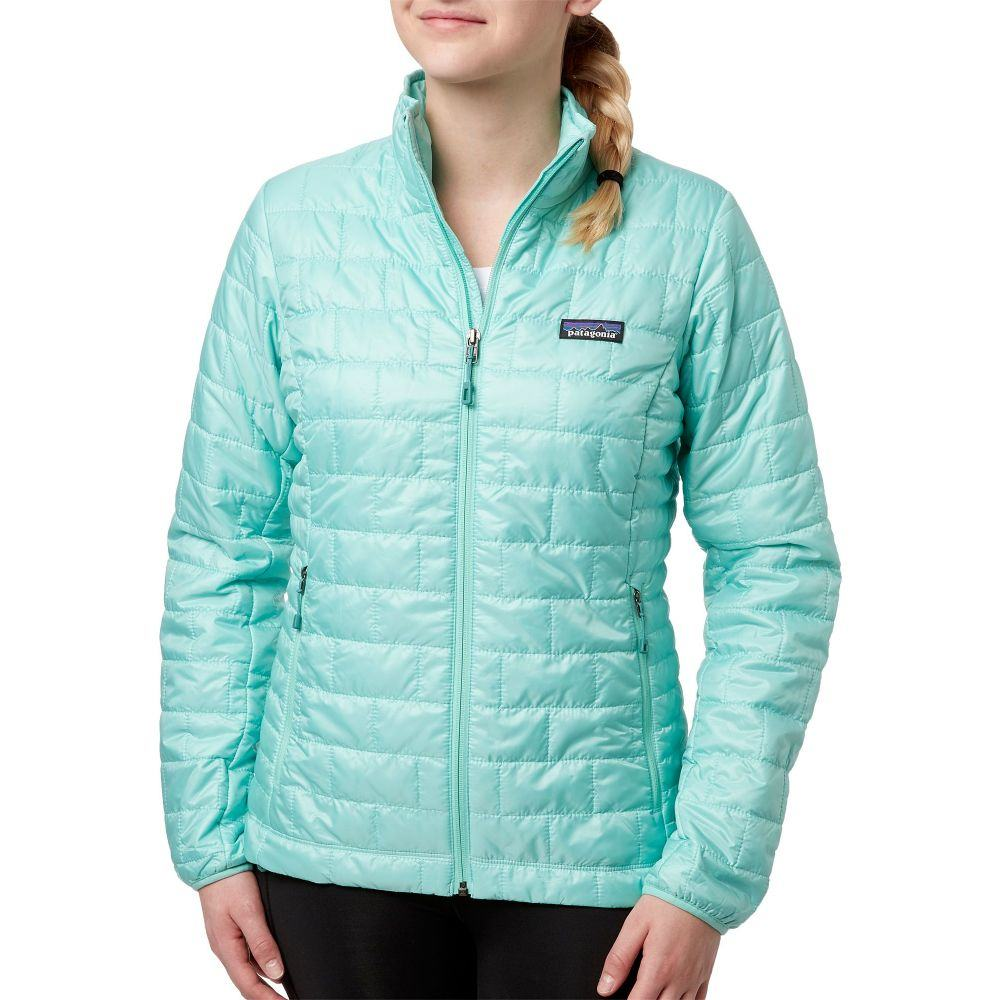 パタゴニア Patagonia レディース ダウン・中綿ジャケット アウター【Nano Puff Insulated Jacket】Vjosa Green