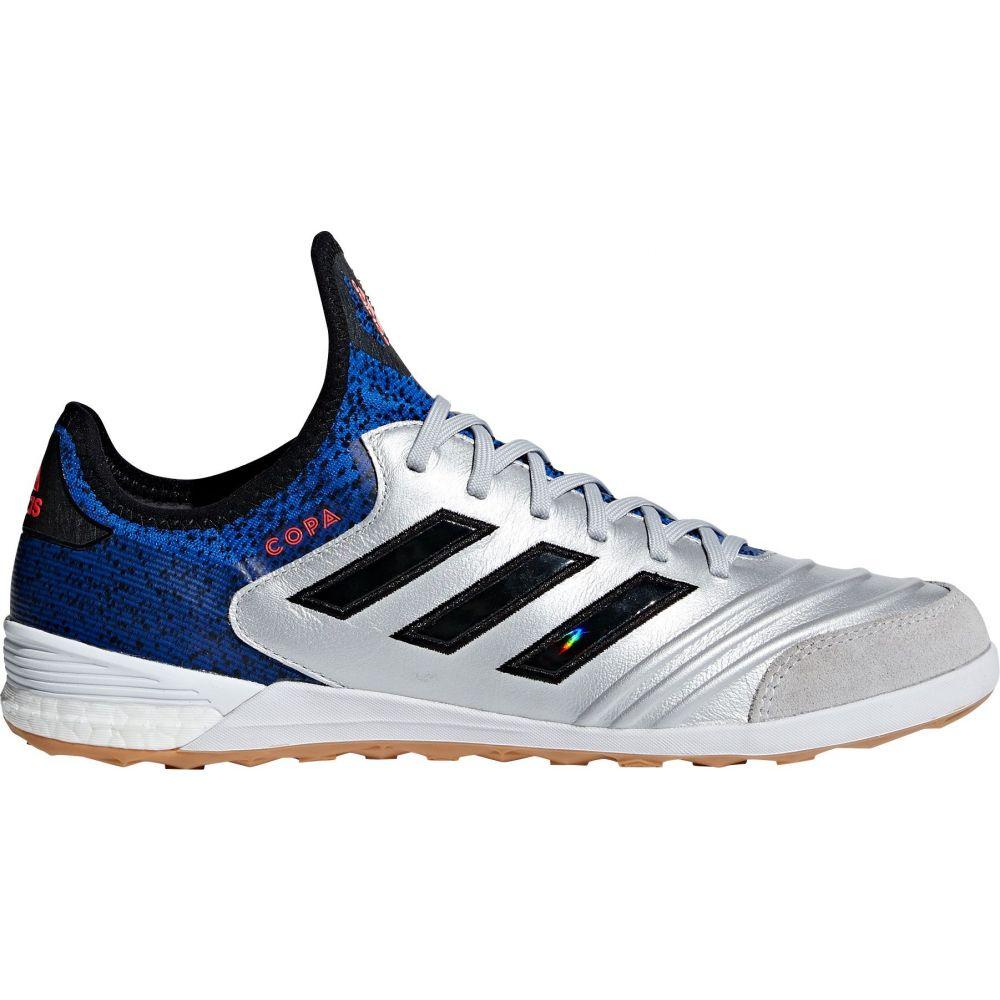 アディダス adidas メンズ サッカー シューズ・靴【Copa Tango 18.1 Indoor Soccer Shoes】Silver/Blue