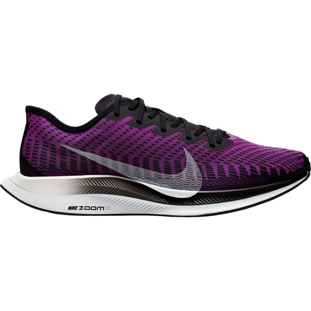 ナイキ Nike メンズ ランニング・ウォーキング シューズ・靴【Zoom Pegasus Turbo 2 Running Shoes】Purple/Black