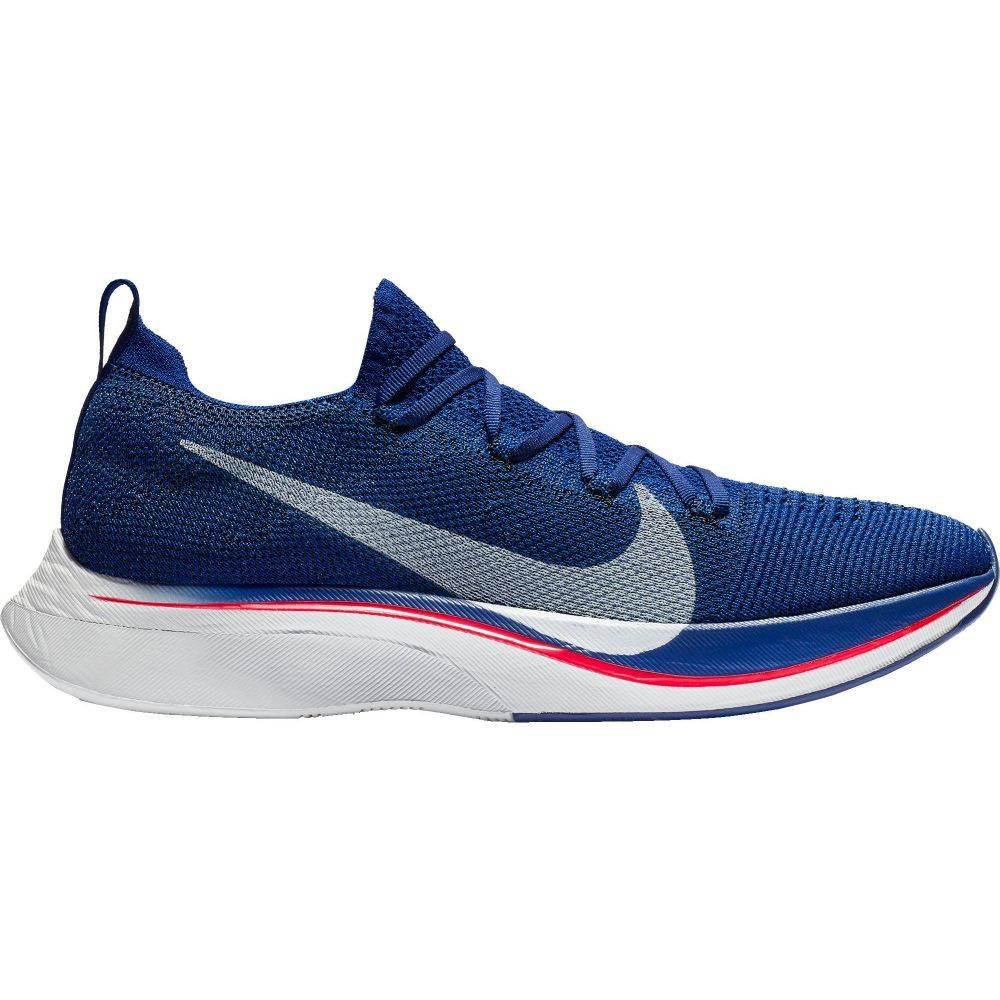 ナイキ Nike メンズ ランニング・ウォーキング シューズ・靴【VaporFly 4% Flyknit Running Shoes】Blue/Red