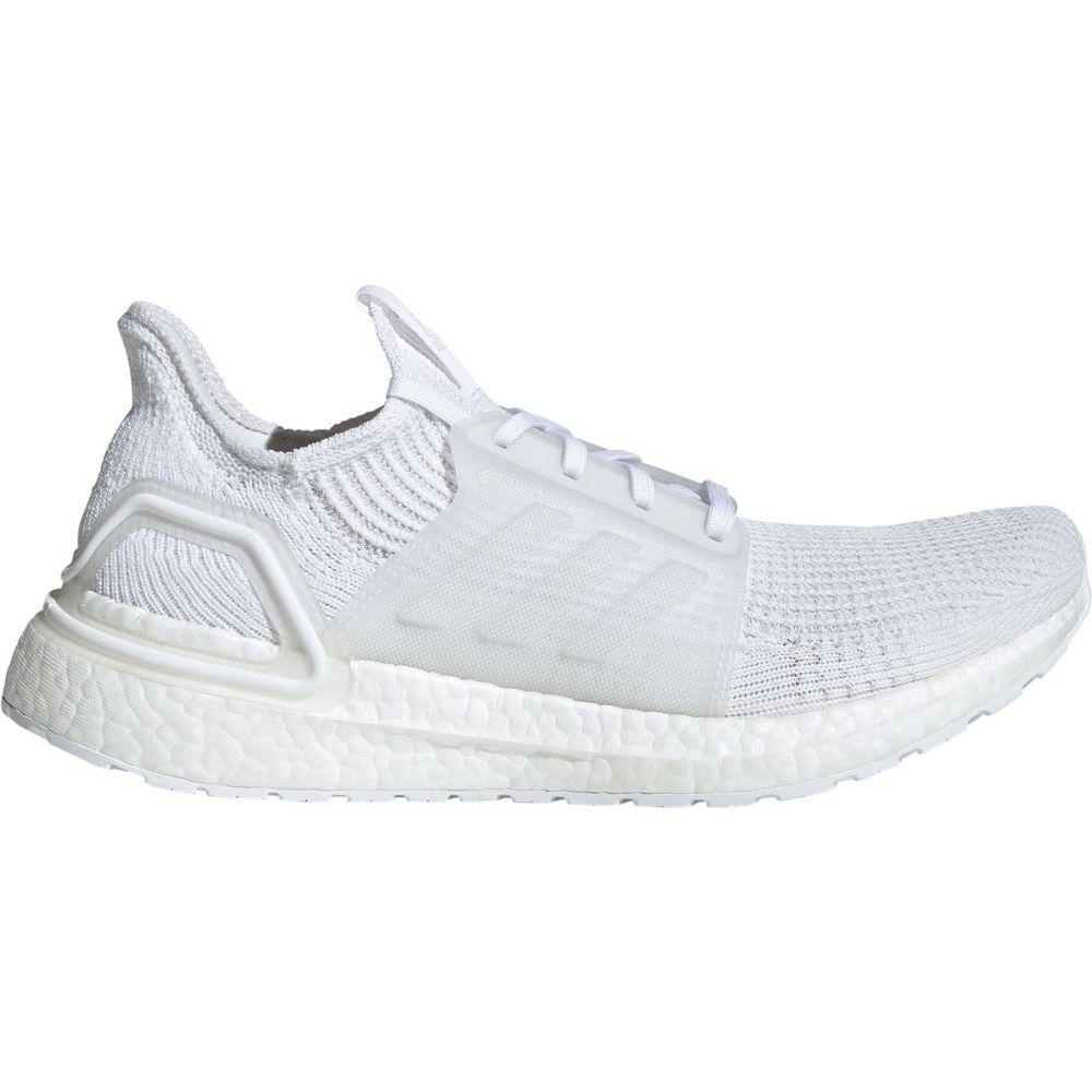 アディダス adidas メンズ ランニング・ウォーキング シューズ・靴【Ultraboost 19 Running Shoes】White/White