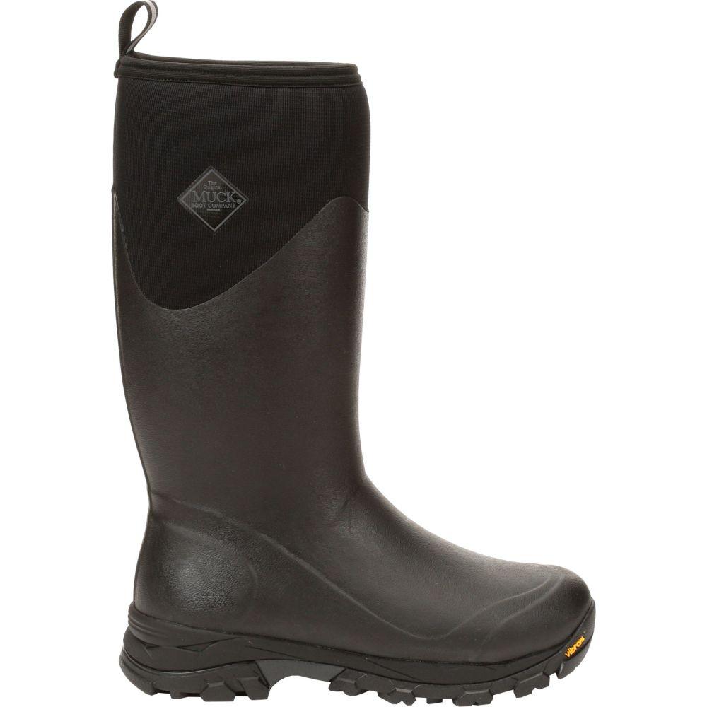 マックブーツ Muck Boots メンズ ブーツ ウインターブーツ シューズ・靴【Arctic Ice High Waterproof Winter Boots】Black/Shadow