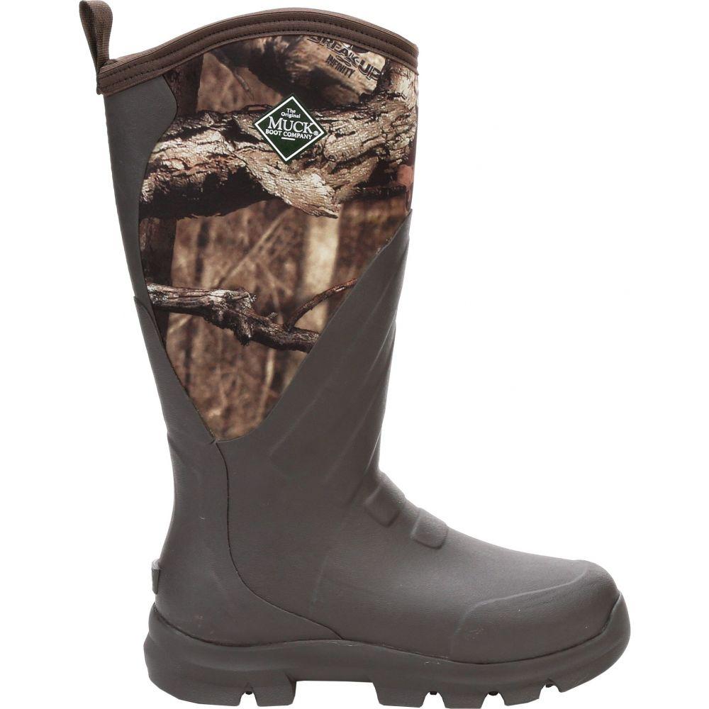 マックブーツ Muck Boots メンズ ブーツ シューズ・靴【Woody Grit Rubber Hunting Boots】Mossy Oak