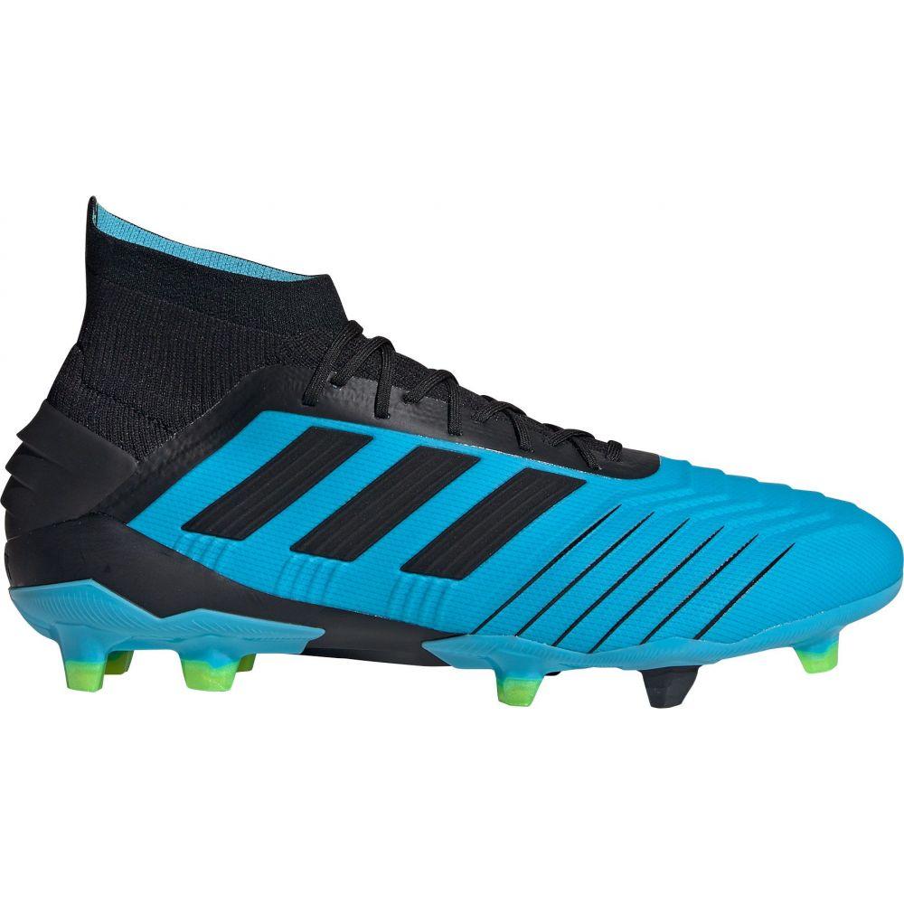 アディダス adidas メンズ サッカー スパイク シューズ・靴【Predator 19.1 FG Soccer Cleats】Blue/Black