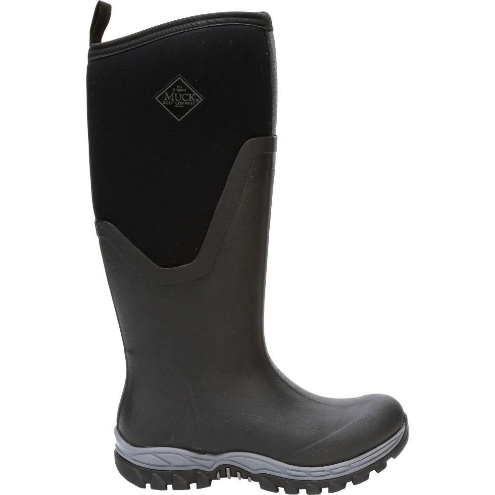 マックブーツ Muck Boots レディース ブーツ ウインターブーツ シューズ・靴【Arctic Sport II Tall Waterproof Winter Boots】Black