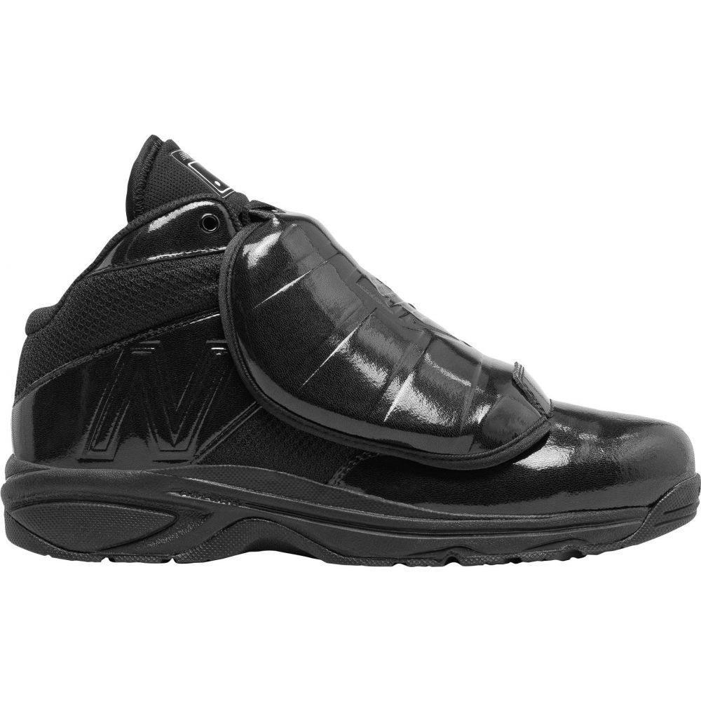 ニューバランス New Balance メンズ シューズ・靴 【460V3 Mid Umpire Shoes】Black/Black