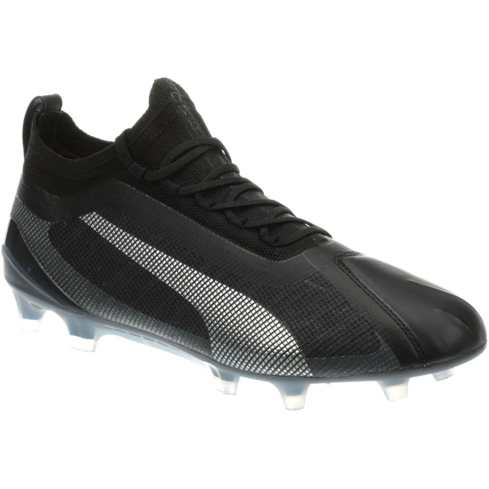 プーマ PUMA メンズ サッカー スパイク シューズ・靴【ONE 5.1 FG/AG Soccer Cleats】Black/Black