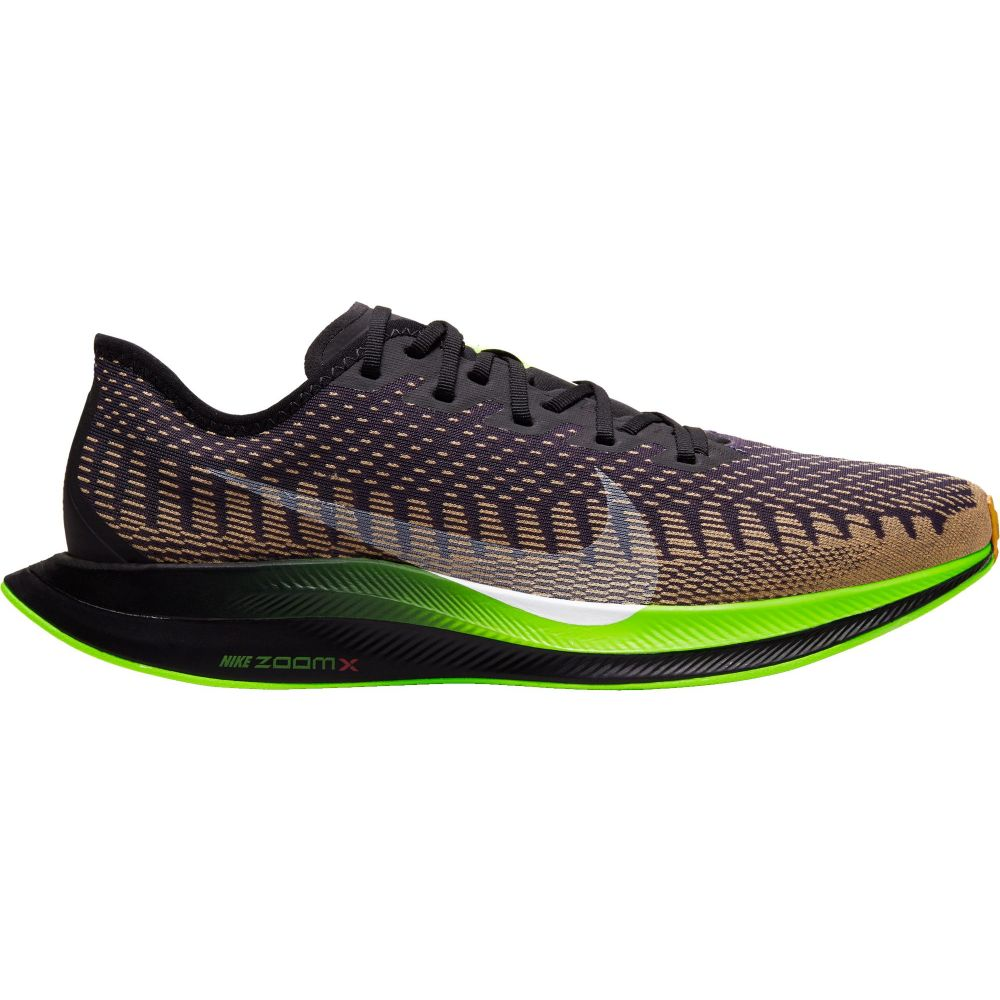 ナイキ Nike メンズ ランニング・ウォーキング シューズ・靴【Zoom Pegasus Turbo 2 Wild Run Running Shoes】Kumquat/Black