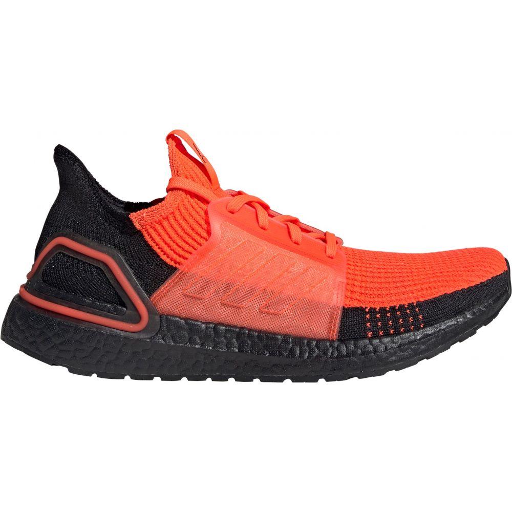アディダス adidas メンズ ランニング・ウォーキング シューズ・靴【Ultraboost 19 Running Shoes】Red/Black