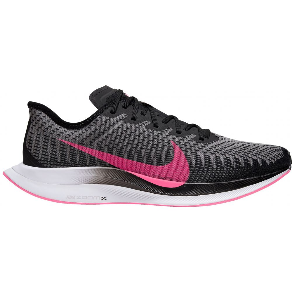 ナイキ Nike メンズ ランニング・ウォーキング シューズ・靴【Zoom Pegasus Turbo 2 Running Shoes】Black/Pink