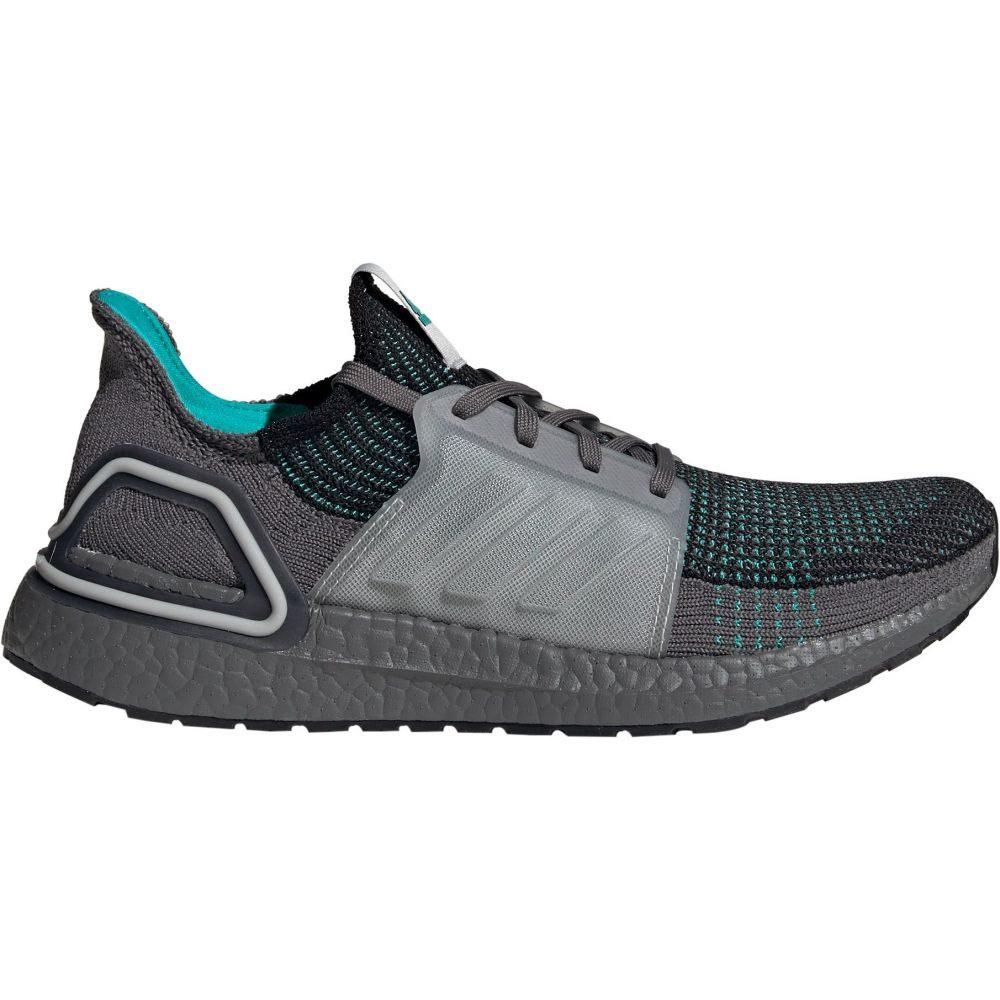 アディダス adidas メンズ ランニング・ウォーキング シューズ・靴【Ultraboost 19 Running Shoes】Grey/Blue