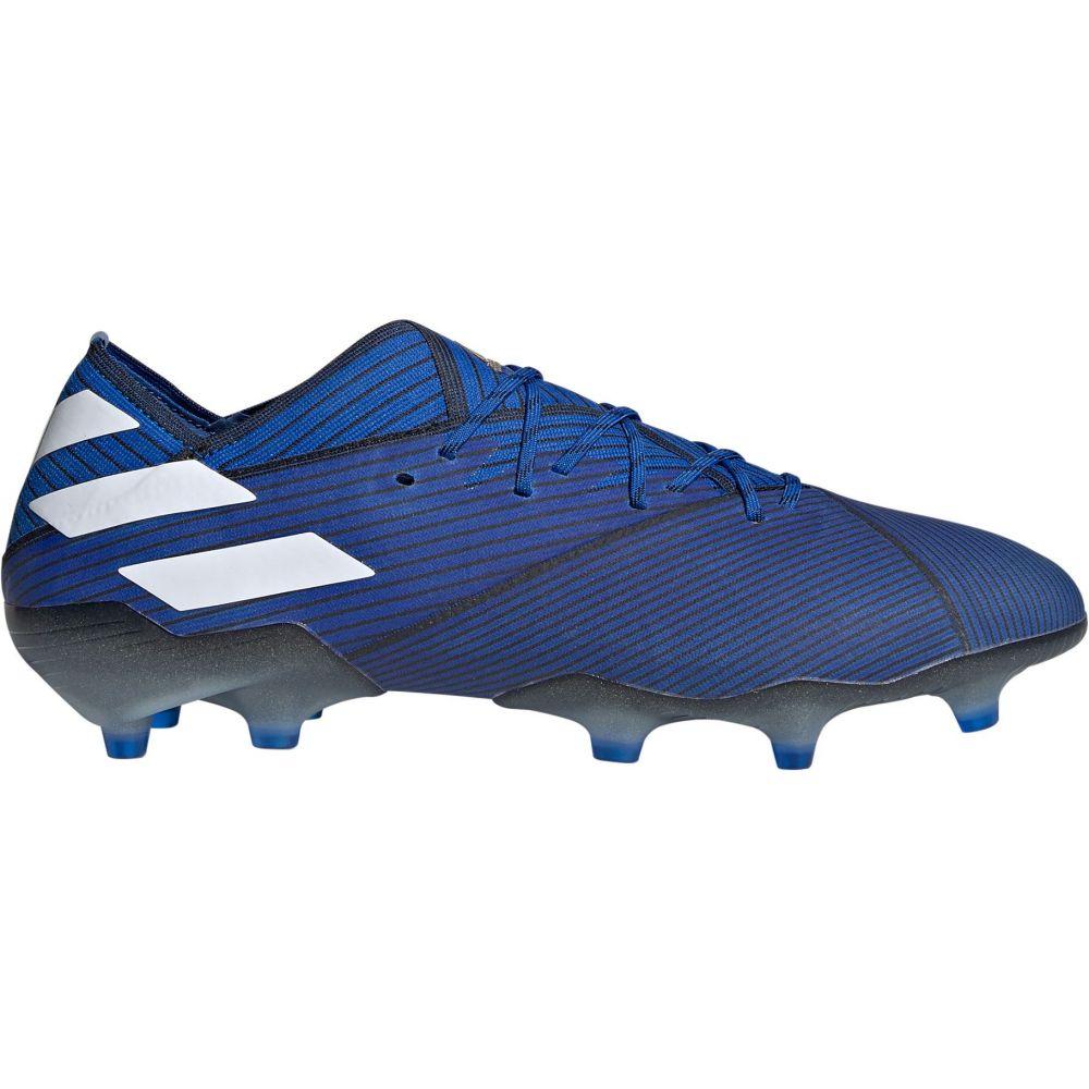 アディダス adidas メンズ サッカー スパイク シューズ・靴【Nemeziz 19.1 FG Soccer Cleats】Blue/Black