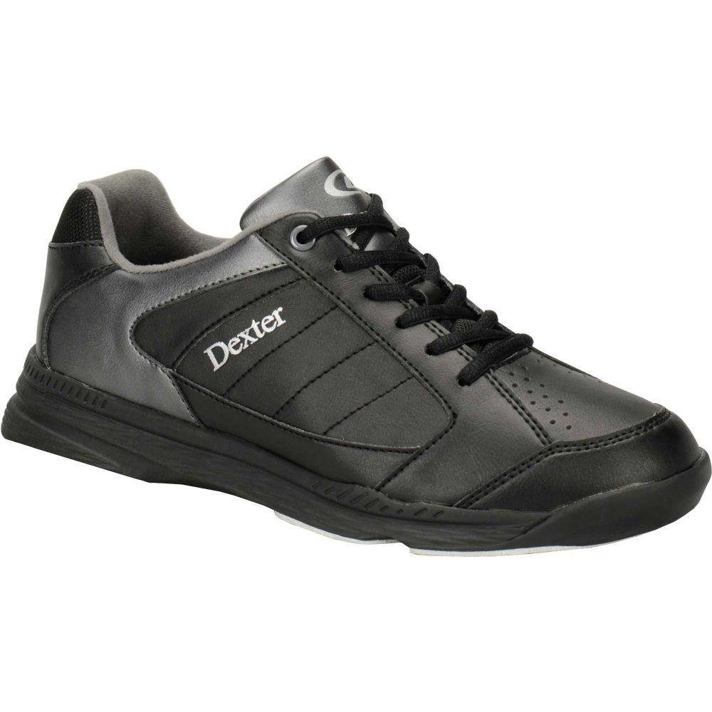 デクスター Dexter メンズ ボウリング シューズ・靴【Ricky IV Wide Bowling Shoes】Black/Alloy