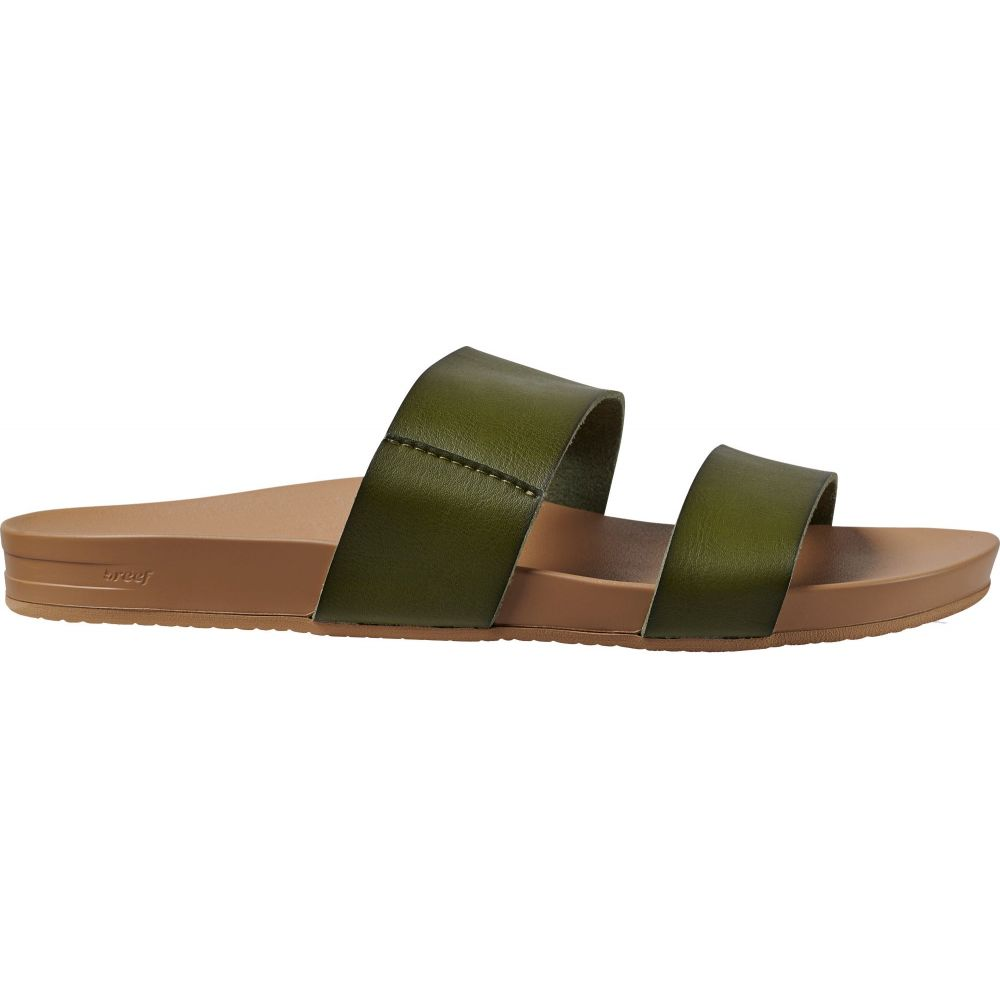 リーフ Reef レディース サンダル・ミュール シューズ・靴【Cushion Bounce Vista Sandals】Olive