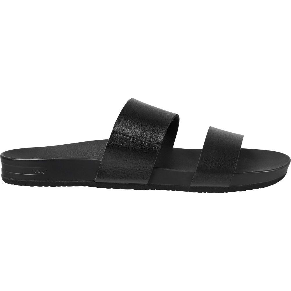リーフ Reef レディース サンダル・ミュール シューズ・靴【Cushion Bounce Vista Sandals】Black