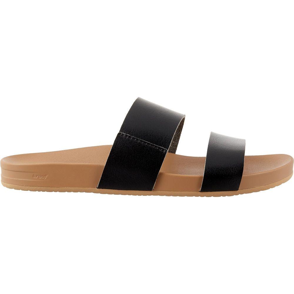 リーフ Reef レディース サンダル・ミュール シューズ・靴【Cushion Bounce Vista Sandals】Black/Natural