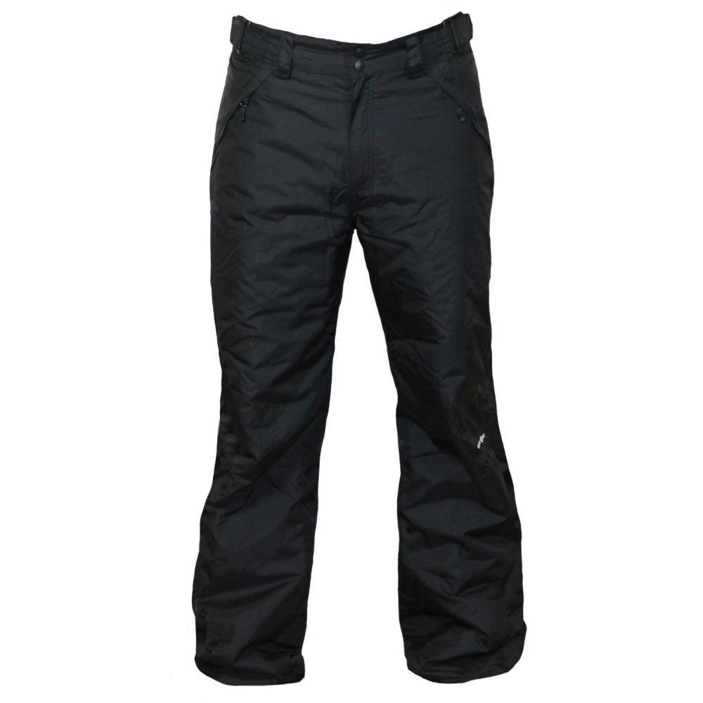 アウトドアギア Outdoor Gear メンズ ボトムス・パンツ 【Crest Pants (Regular and Big & Tall)】Black