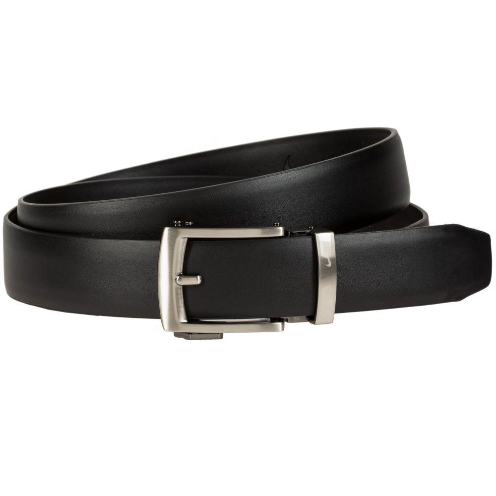 ナイキ Nike メンズ ゴルフ ベルト【Logo Keeper Acu-Fit Golf Belt】Black