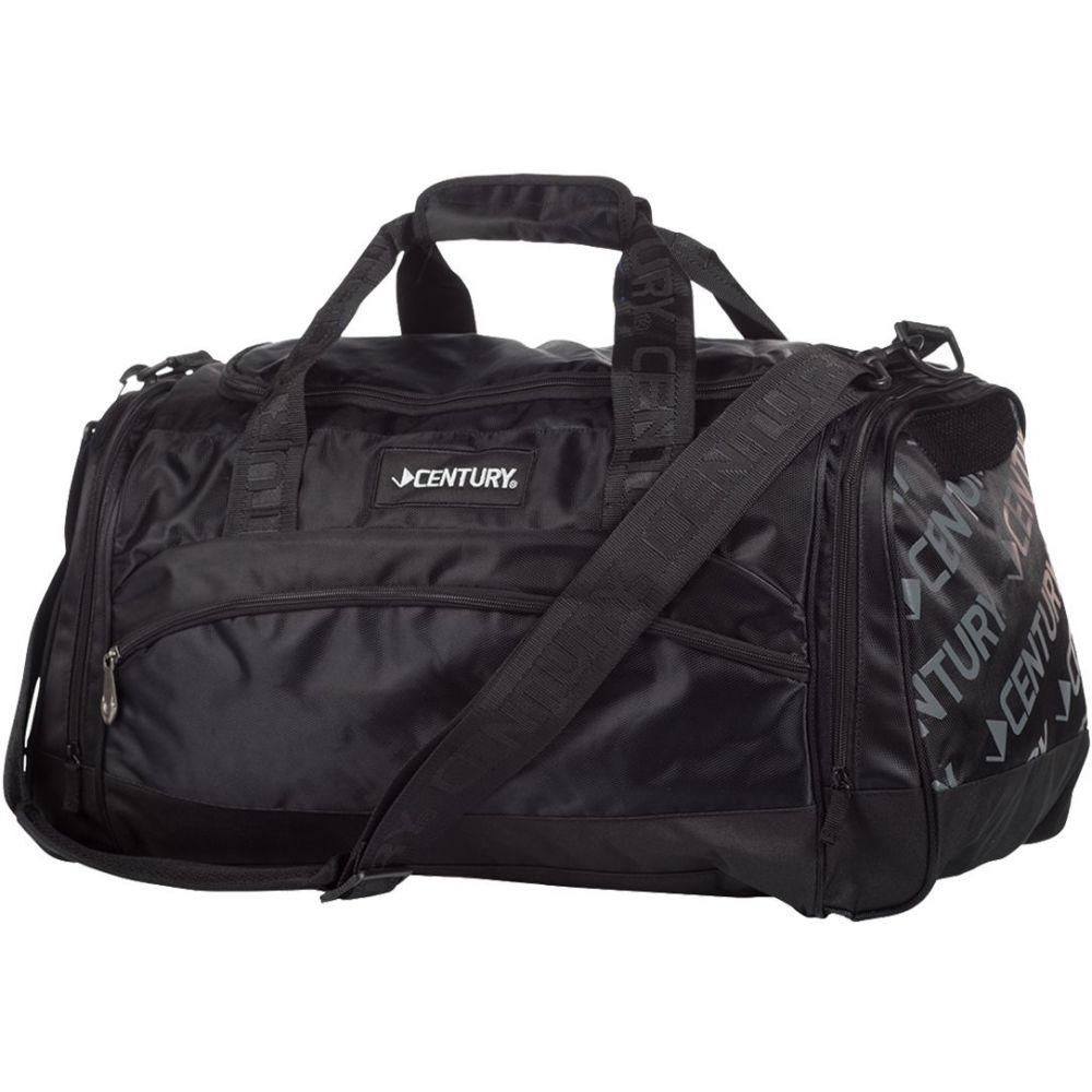 センチュリー Century ユニセックス バッグ 【Premium Medium Sport Bag】Black