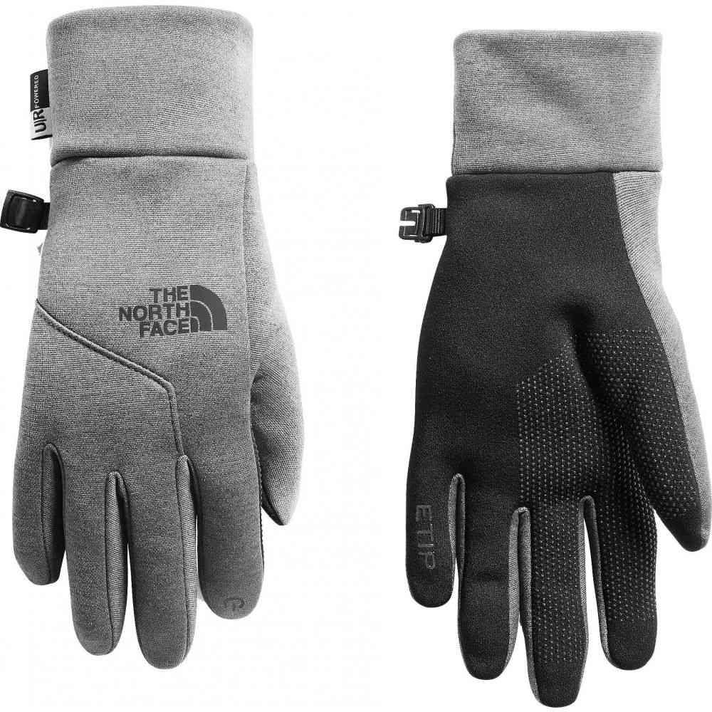 ザ ノースフェイス The North Face レディース 手袋・グローブ 【Etip Gloves】Tnf Medium Grey Heather