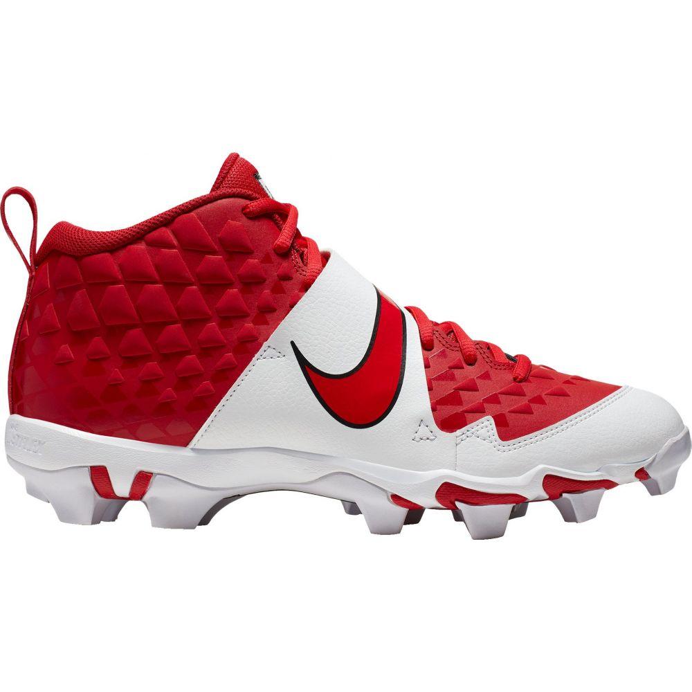 ナイキ Nike メンズ 野球 スパイク シューズ・靴【Force Trout 6 Keystone Baseball Cleats】Red/White