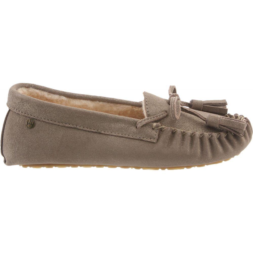 ベアパウ BEARPAW レディース スリッパ シューズ・靴【Rosalina II Slippers】Pewter