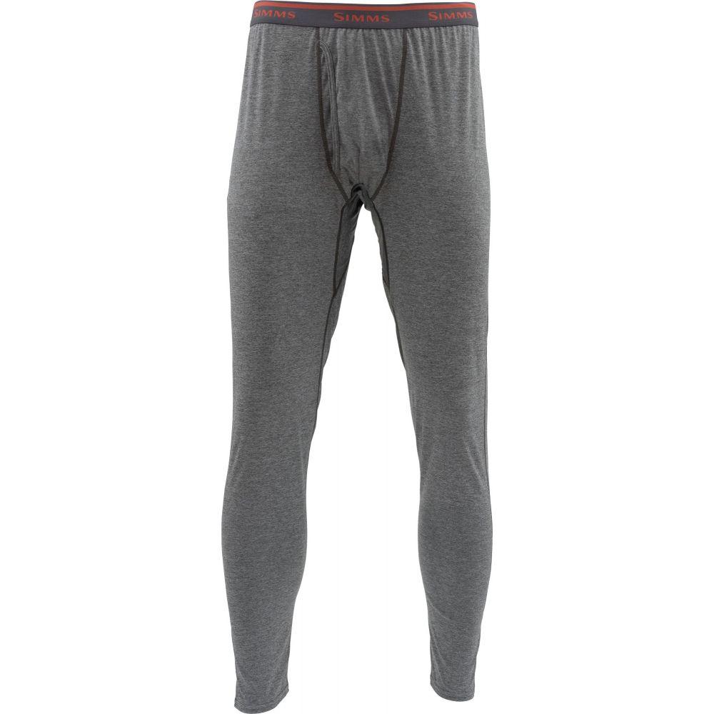 シムズ Simms メンズ ボトムス・パンツ ベースレイヤー【Lightweight Core Baselayer Pants】Carbon