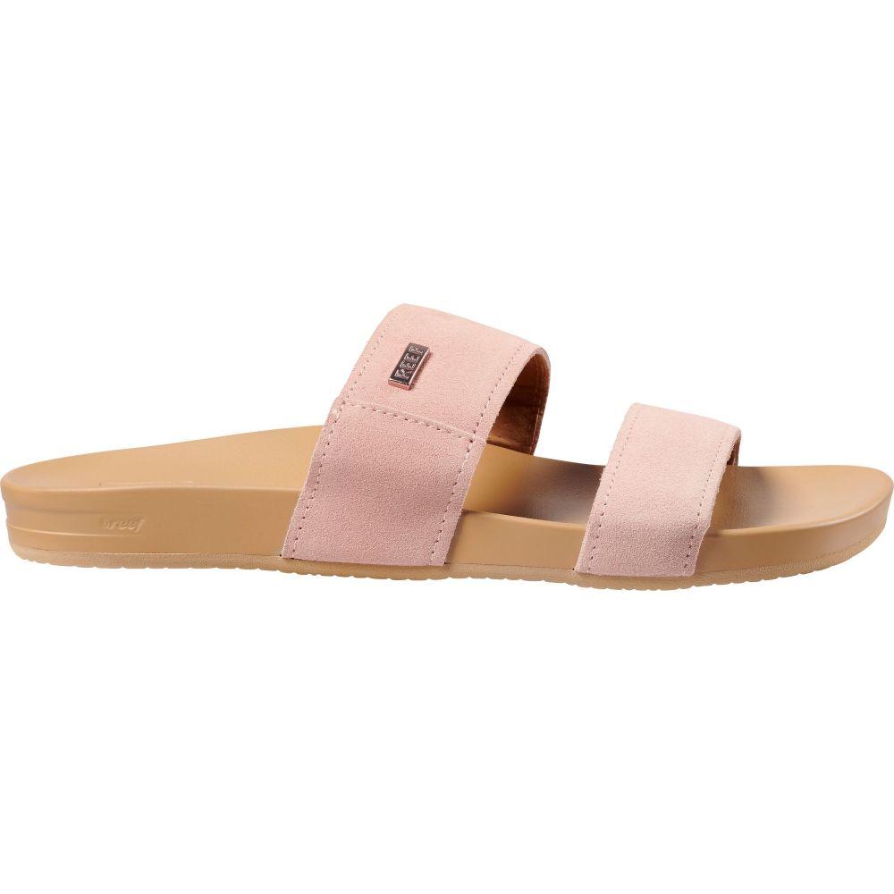 リーフ Reef レディース サンダル・ミュール シューズ・靴【Cushion Bounce Vista Suede Sandals】Dusty Pink