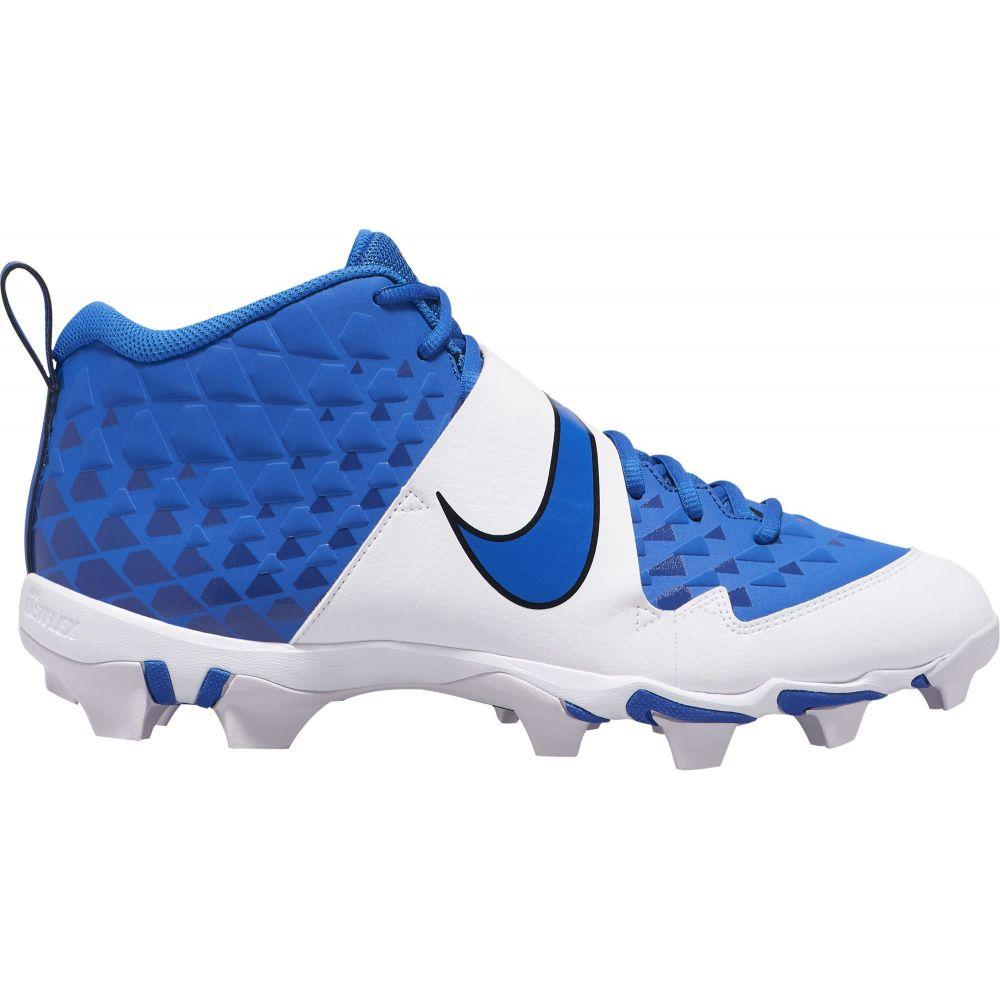 ナイキ Nike メンズ 野球 スパイク シューズ・靴【Force Trout 6 Keystone Baseball Cleats】Royal/White