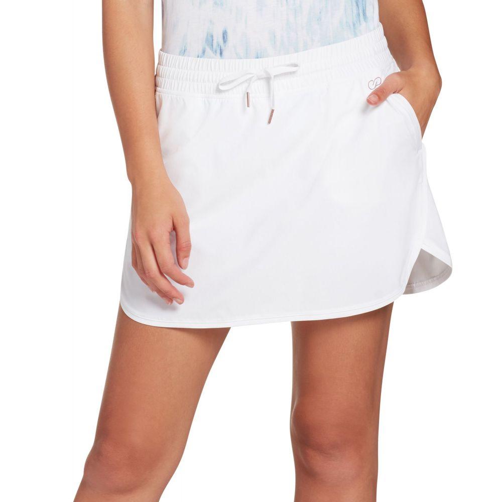 キャリー アンダーウッド CALIA by Carrie Underwood レディース ミニスカート スコート スカート【Anywhere Woven Core Skort】Pure White