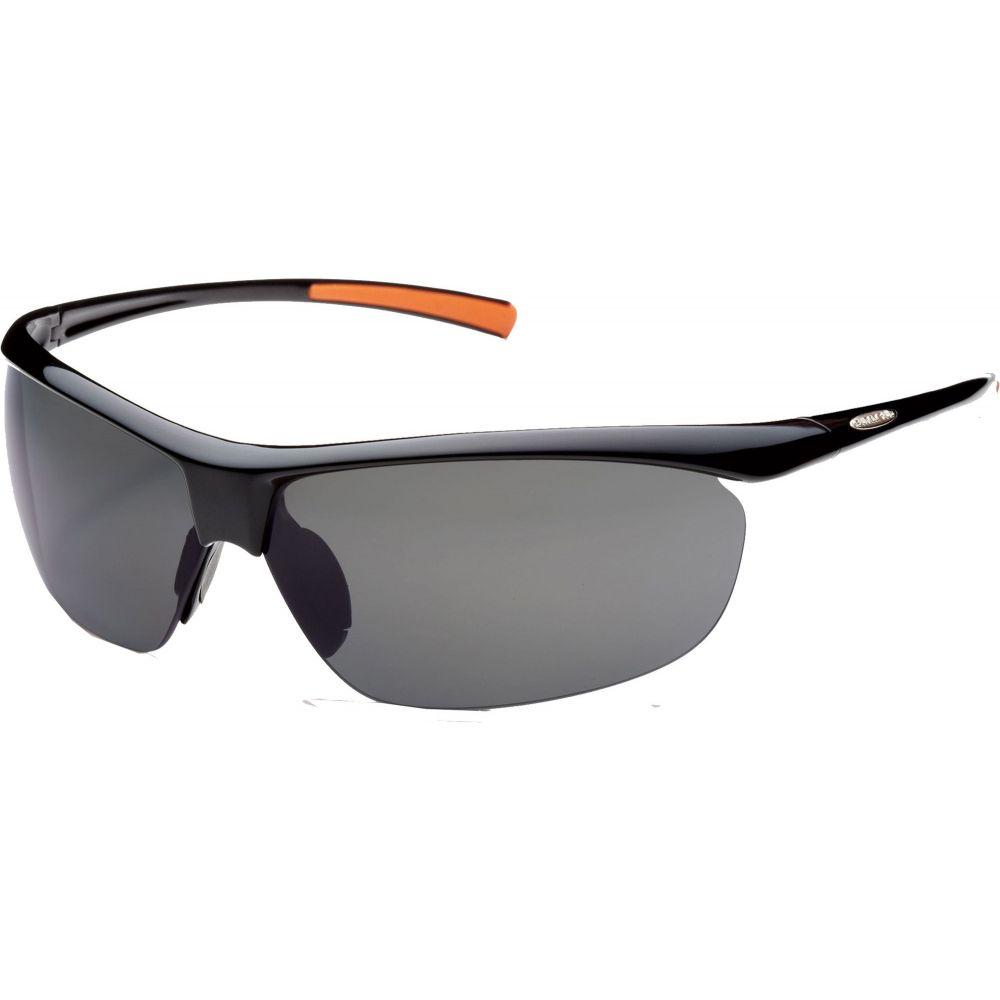 サンクラウド SUNCLOUD OPTICS メンズ メガネ・サングラス 【Suncloud Optics Zephyr Polarized Sunglasses】Black/Grey Polarized