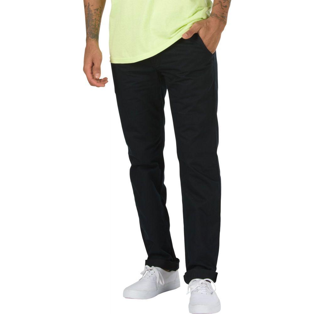 ヴァンズ Vans メンズ チノパン ボトムス・パンツ【Authentic Chino Stretch Pants】Black